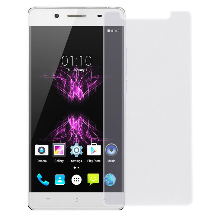 Tempered Glass Screen Protector Film for CUBOT X16 X17 - Transparent
