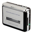 USB Audio Cassette Tape Converter to MP3 CD Player PC