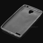 S-What Protective Back Case Cover for Xiaomi Redmi Note - Transparent