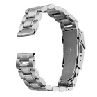 Replacement Stainless Steel Watchband for MOTO 360 2 42mm 16mm - Silver