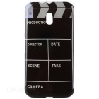 Phone HomePage Style Protective TPU Back Case for Moto G3 - Black