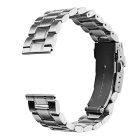Stainless Steel Watchband for MOTO 360 Version2 42mm 20mm - Silver