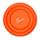 Fire-Maple FMP-319 200ml Silicone Retractable Folding Cup - Orange