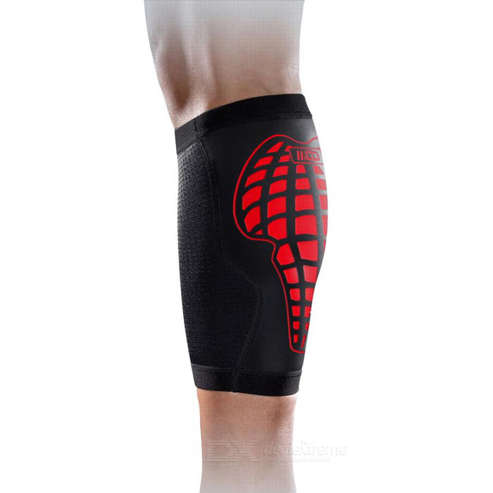MLD LF1126 Elastic Neoprene + Nylon + Lycra Crus Protector - Red (S)Arm Sleeves<br>Form  ColorBlack + RedSizeSModelLF1126Quantity1 DX.PCM.Model.AttributeModel.UnitMaterialNylon + Lycra + NeopreneGenderUnisexSeasonsFour SeasonsShoulder WidthNo DX.PCM.Model.AttributeModel.UnitChest GirthNo DX.PCM.Model.AttributeModel.UnitSleeve LengthNo DX.PCM.Model.AttributeModel.UnitWaistNo DX.PCM.Model.AttributeModel.UnitTotal LengthNo DX.PCM.Model.AttributeModel.UnitSuitable for HeightNo DX.PCM.Model.AttributeModel.UnitBest UseCycling,Mountain Cycling,Recreational Cycling,Road CyclingSuitable forAdultsTypeOthers,Crus guardCertificationCEPacking List1 x Crus guard<br>
