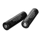 Xpower IMR 18650 2000mAh Battery - Black + White (2PCS)