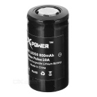 Xpower IMR 18350 800mAh Battery - Black