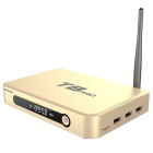 T8 Pro Amlogic S812 Quad Core GPU KODI 16.0 Android 5.1 TV Box - Golden