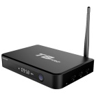 T8 Pro Amlogic S812 Quad Core GPU KODI 16.0 Android 5.1 TV Box - Black