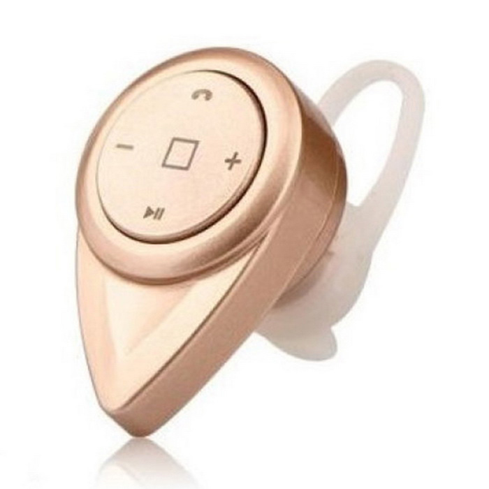 Invisible Bluetooth Mini Earphone Earbud Headset Hands-free for Phone