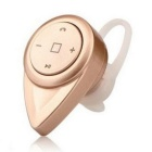 Wireless Invisible Bluetooth Mini Earphone Earbud Headset Hands-free for Most Smartphone
