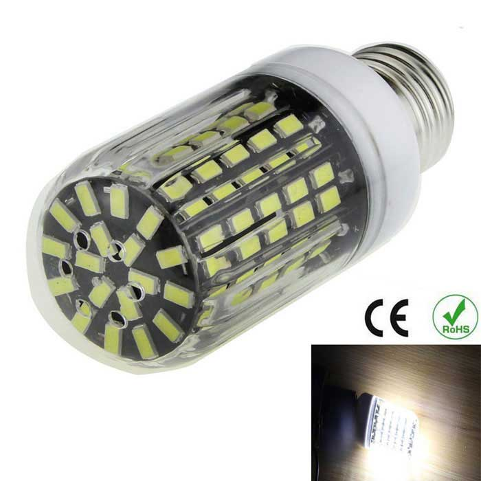 E27 11W 108-5733 SMD 1100lm Highlight LED Cold White Light Corn Lamp