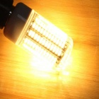 E27 8W 5733 80-LED 1000lm Warm White Light Corn Lamp (220~240V)