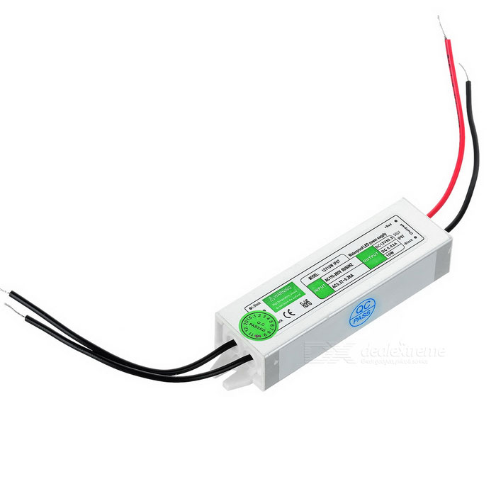 Shuofeng 10W DC 12V 0.83A IP67 Waterproof Switching Power Supply