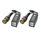 HD cvi / tvi / ahd pasivo UTP video balun a BNC cable adaptador (13cm)