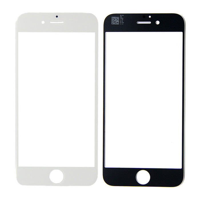 "SKILIWAH Front Outer Screen Glass Replacement Part for Apple 4.7"" IPHONE 6 - White"