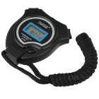 Cronógrafo Digital Sports Stopwatch (Preto)