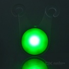 CTSmart High Light 3-Mode Green Light Bike Warning Light - Green