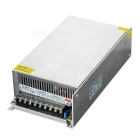 Shuofeng 500W DC24V 21A Switching Power Supply for LED / CCTV Camera - Silver White (110/220V)