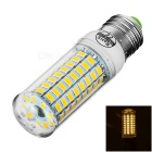 E27 lâmpada do bulbo do milho de 4.5W LED luz branca morna 3000K 600lm 81-SMD 5730 (ac 220 ~ 240V)