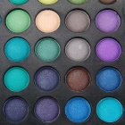 252 Color Shimmer Matte Eyeshadow Palette Makeup Cosmetic Kit Party