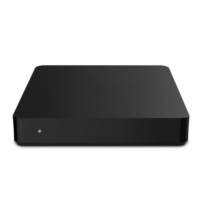 amlogic S905 android 5.1.1 Cortex-A53 smart TV box / 4K x 2K - černá