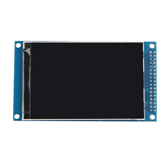 3.5 TFT LCD Screen Module Display Expansion Board for ArduinoLCD, LED Display Module<br>Form  ColorBlue + Silver + Multi-ColoredModelN/AQuantity1 DX.PCM.Model.AttributeModel.UnitMaterialPCBScreen TypeTFTScreen Size3.5 DX.PCM.Model.AttributeModel.UnitResolutionOthers,320 x 480Working Voltage   5 or 3.3 DX.PCM.Model.AttributeModel.UnitEnglish Manual / SpecYesDownload Link   http://pan.baidu.com/s/1mgIV7YCPacking List1 x LCD module<br>