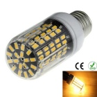 E27 11W 108-LED 5733 SMD 1100lm Warm White Light Corn Lamp (5PCS)
