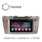 Ownice C200 Quad Core Android 4.4 Car DVD Player For Toyota Camry 2007 2008 2009 2010 2011