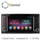 Ownice C200 Quad Core Android 4.4 Car DVD Player GPS Radio for VW Touareg T5 Multivan Transporter