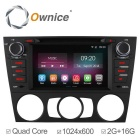Ownice C200 2G RAM 1024*600 Quad Core Android 4.4 Car DVD Player For BMW 3 Series E90 E91 E92 E93