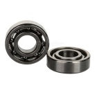 V966-012 Main Shaft Bearings Set for WLtoys V966 / K110 - Grey (2PCS)