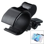 Universal 360' Rotation Car Air Conditioner Outlet Mount Holder Clamp for IPHONE & More - Black