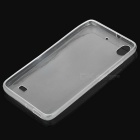 S-What Protective Back Cover for Huawei Honor 4 - Transparent