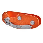 EDCGEAR Lightweight Aluminum Alloy 5-Key Keys Holder w/ Clip - Orange
