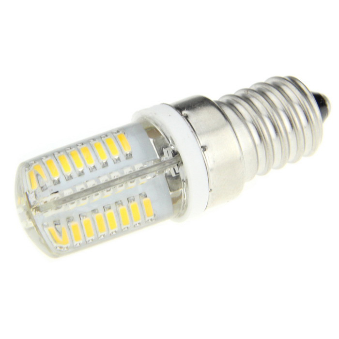 Ultrafire E14 5W 64-3014 SMD LED 550lm Warm White LED Bulb (AC 220V)