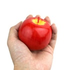 Simulation Apple Candle for Christmas/The New Year - Red + Yellow (L)