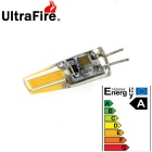 Ultrafire G4 3W 21-COB 400lm 3000K Warm White Bright LED Bulb