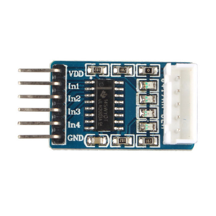 Stepper Motor Driver Board Module ULN2003 5V For 4-phase 5 Line For Arduino