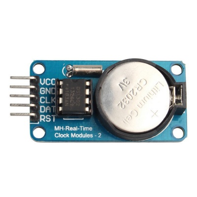 RTC DS1302 Real Time Clock Module for Arduino AVR ARM PIC SMD