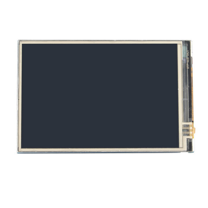 "3.5"" TFT LCD Touch Screen Shield Module for Raspberry PI Model B / B+"