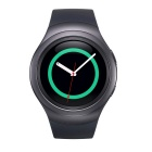 Genuine Samsung Gear S2 R720 Smartwatch - Dark Gray