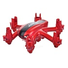JJRC H20-01 Sixaxis Upper + Lower Case for H20 - Red
