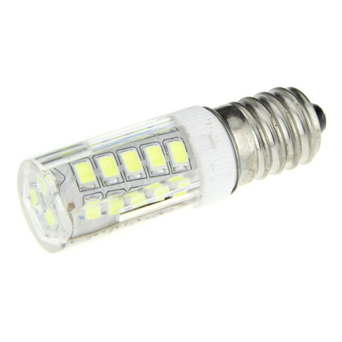Ultrafire E14 5W LED Light Bulb Lamp Bluish White 7000K 700lm 33-SMD