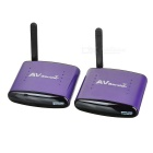 5.8GHz Wireless Digital Transmitter and Receiver w/ 300M IR Remote Pass Back
