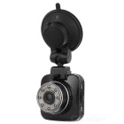 "140' Wide Angle CMOS Car DVR w/ 2.0"" TFT, IR Night Vision, Loop Record, 1.3MP+3.0MP Cameras, HDMI"