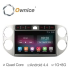 "Ownice C200 10.1"" Quad Core Android 4.4 Car Multimedia Player For VW Tiguan 2013 2014 2015 Radio GPS"
