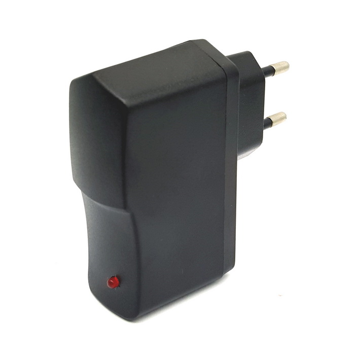 10W 5V 2A USB AC Power Charger Adapter - Black (EU Plug)