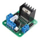 L298N Dual H Bridge DC Stepper Motor Drive Controller Board Module For Arduino