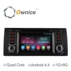 Ownice C200 Quad Core Android 4.4 Car DVD Player For BMW 5 Series E39 X5 E53 M5 Range Rover