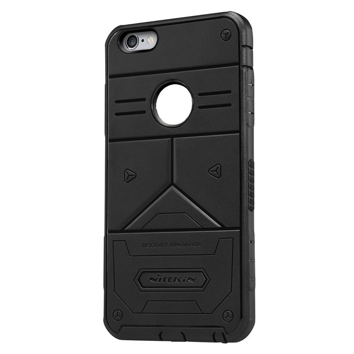 NILLKIN Back Cover Case Armor for IPHONE 6 PLUS / 6S PLUS - Black